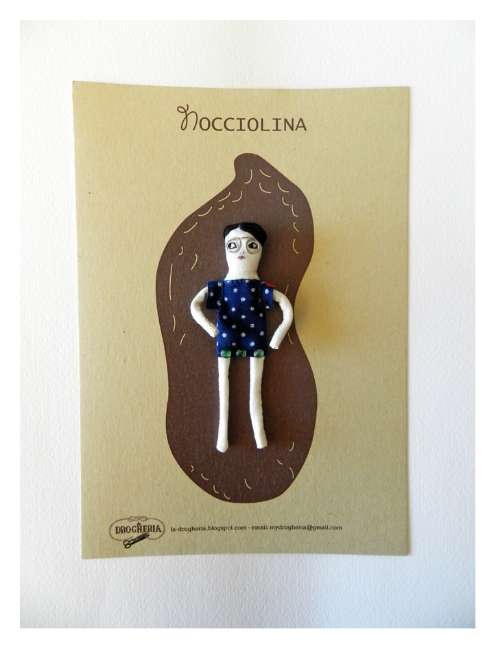 nocciolina pois e packaging