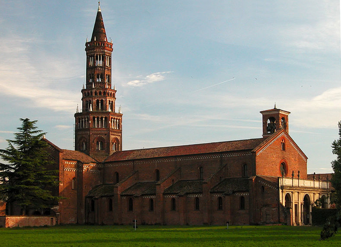Abbazia di Chiaravalle - Crediti: http://it.wikipedia.org/