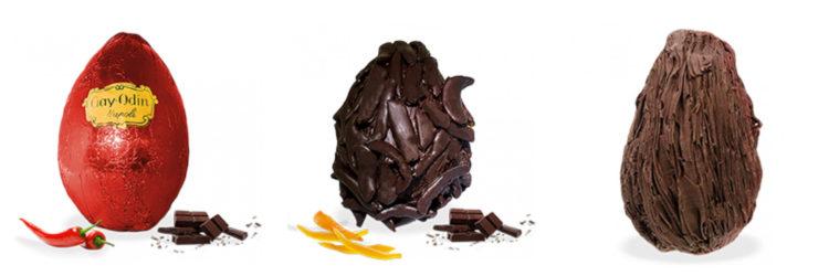 Uovo di cioccolato Gayodin