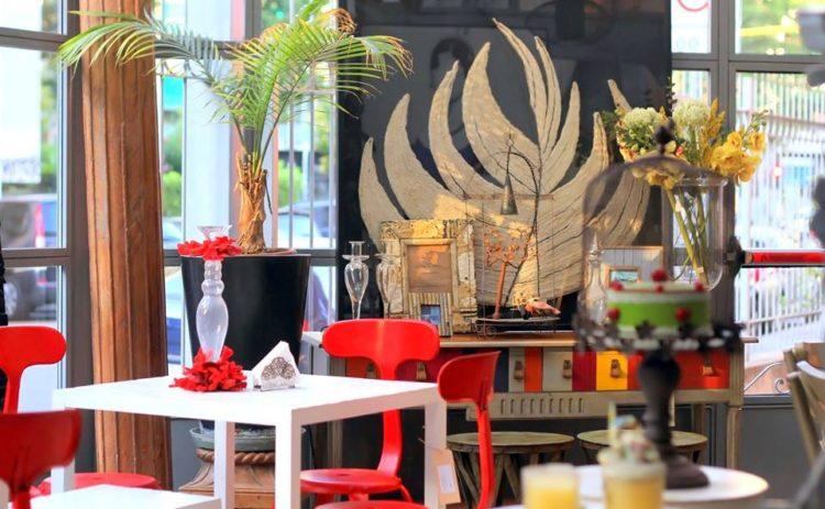 Interior Cafe Design