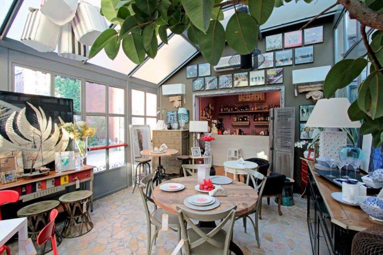 Interior Design Cafè
