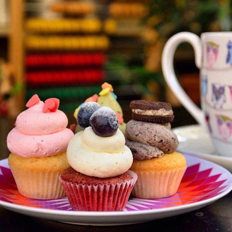 DiViolediliquirizia - Cupcakes