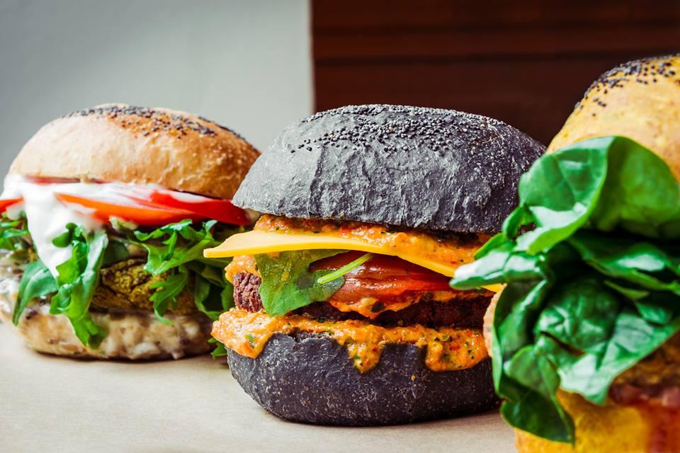 ristoranti vegetariani e vegani - Flower Burger