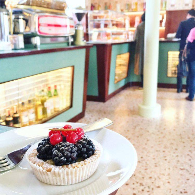 Fondazione Prada - Torta di Frutti di Bosco