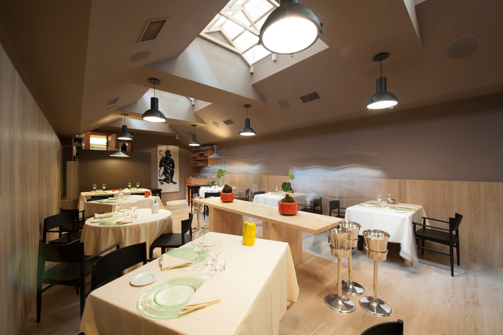 ristoranti vegetariani e vegani - Joia Pietro Leeman - Ristorante Milano