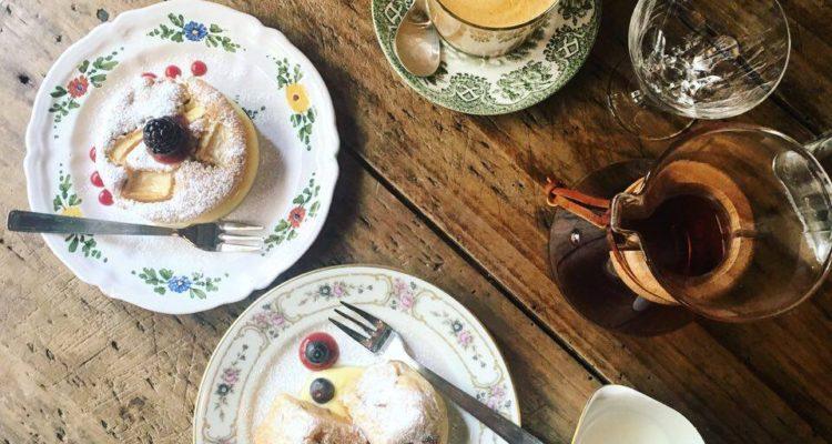 MAM Milano amore mio - tavolo colazione