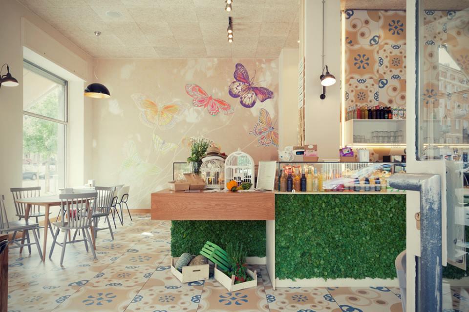 ristoranti vegetariani e vegani - So Natural Milano