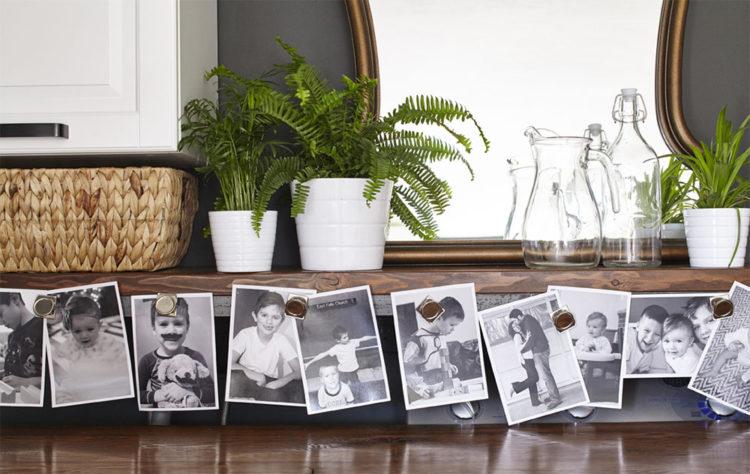 Ikea foto in bianco e nero