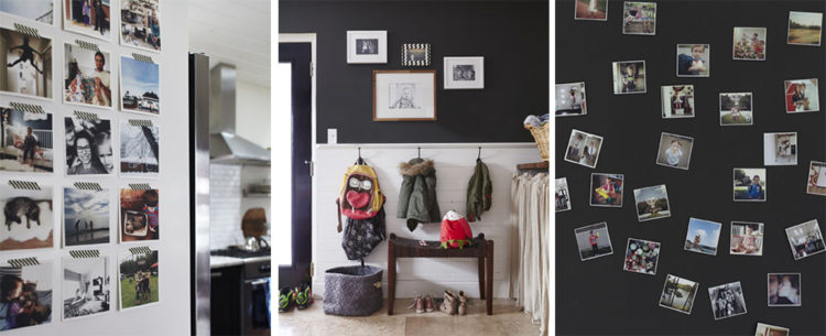 Ikea Idee per decorare con le foto
