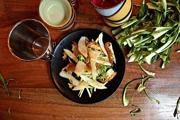 Dinette Milano - insalata di puntarelle