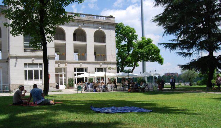 Hip-Nic: il ristorante completamente immerso nel parco dell'Ippodromo di San Siro