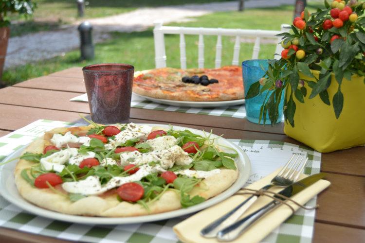 La pizza: la specialità di Hip-Nic
