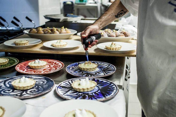 Nascostoposto Dessert in cucina