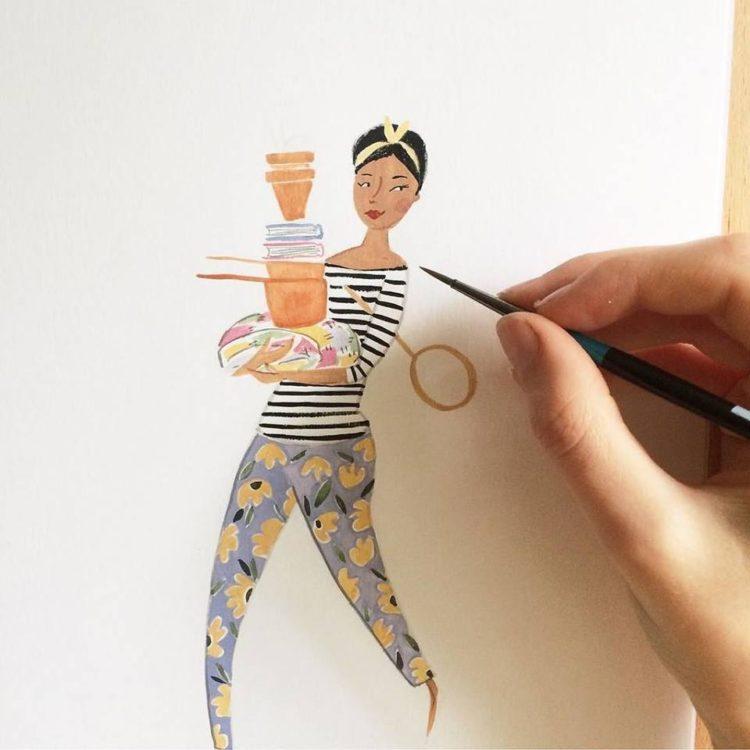 Illustrazione Emma Block