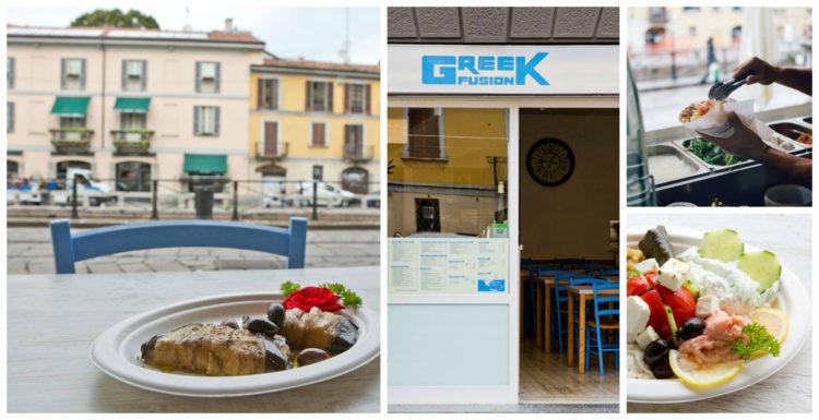 Greek Fusion ristorante greco