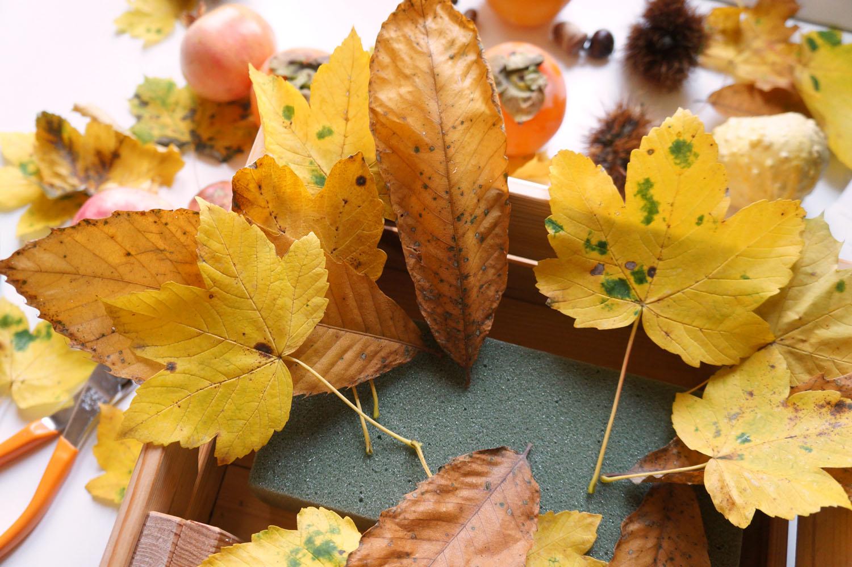 Qui diy metti l 39 autunno a centrotavola pepite per tutti - Centrotavola autunnale ...