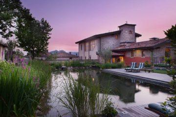 Hotel Villa dei Campi, un suggestivo boutique hotel nella campagna di Brescia