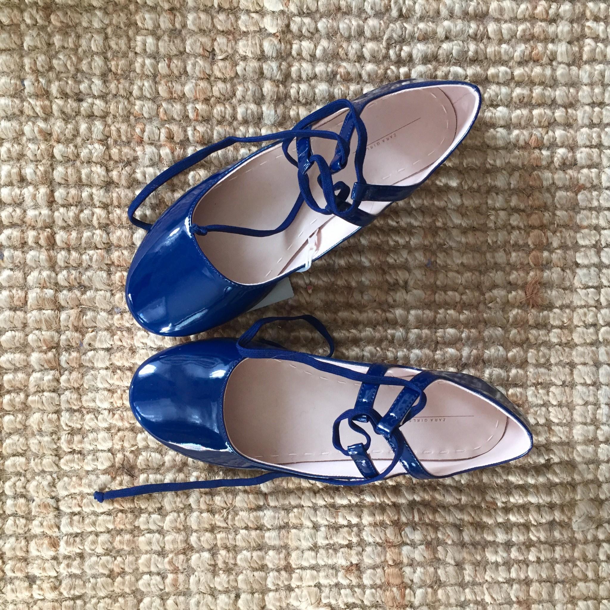 Ballerine Bluette Zara