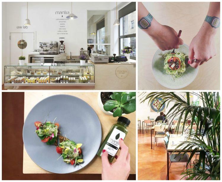 Mantra_raw_vegan__healthy_lunch_Milano - pausa pranzo healthy