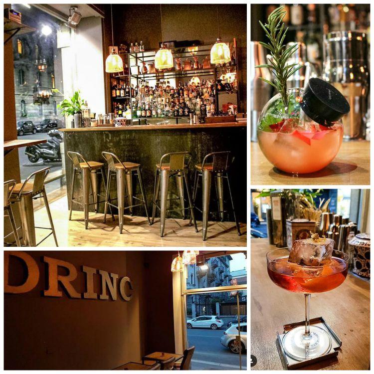 Drinc Cocktail Milano