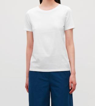 t-shirt bianca - Cos - Pepite per Tutti
