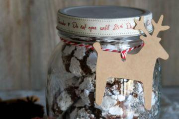 crinkles cookies cioccolato e cannella - PepiteperTutti
