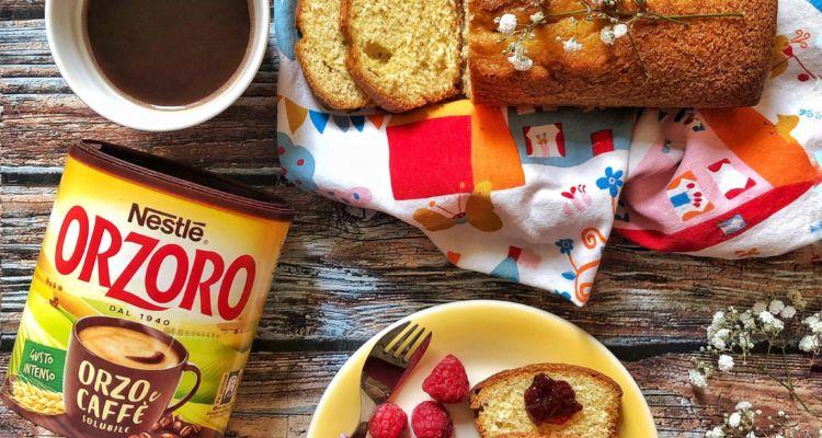Plumcake Yogurt e ORZORO®