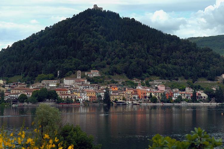 Lago di Piediluco - Borghi in Umbria