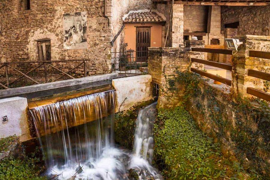 Rasiglia - Borghi in Umbria