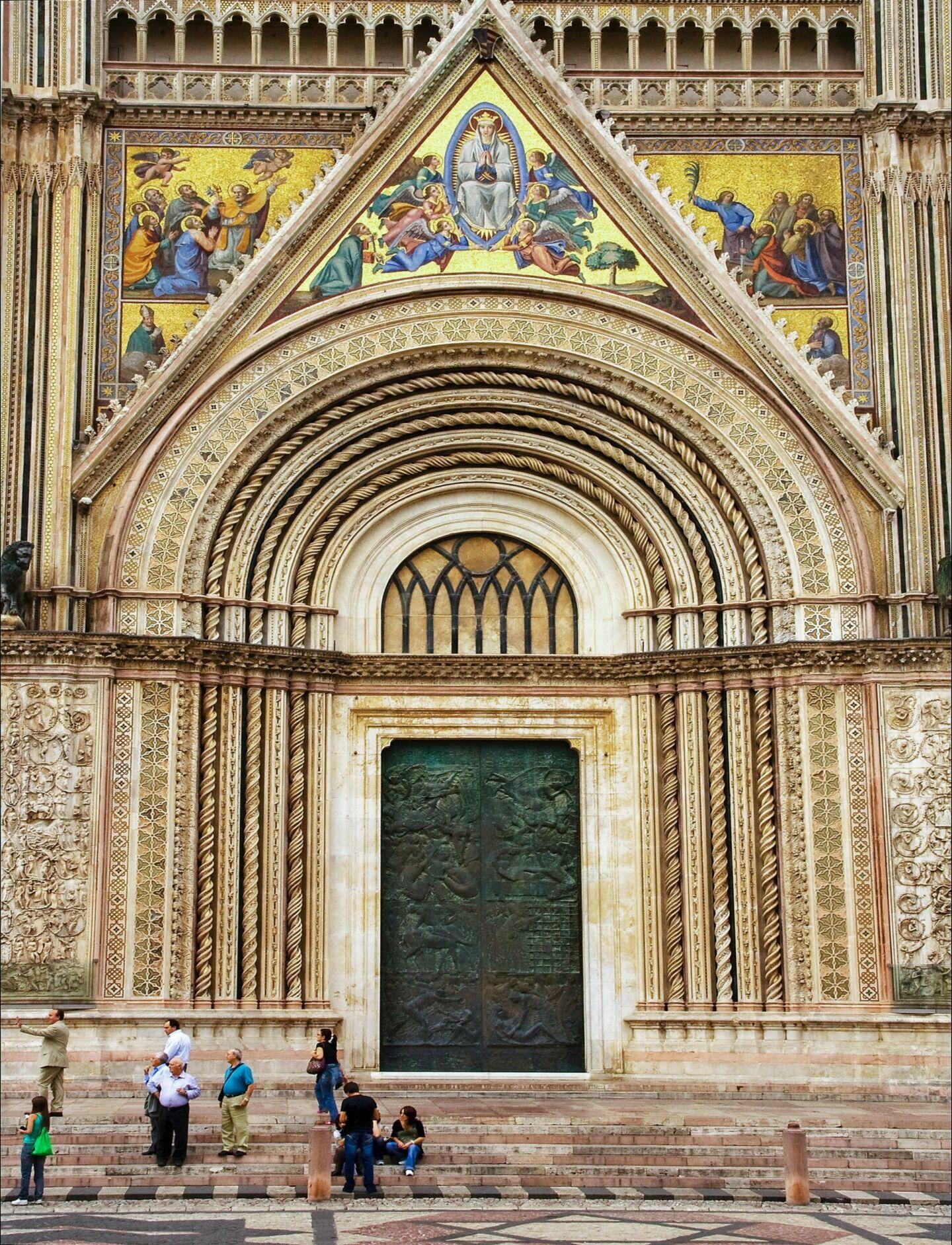 Duomo di Orvieto - Posti bellissimi in Umbria